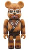 CHEWBACCA Han Solo Ver. BE@RBRICK 100%